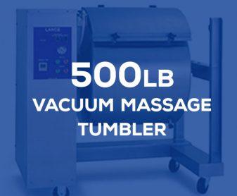 LT-30: 500 pound vacuum massage tumbler